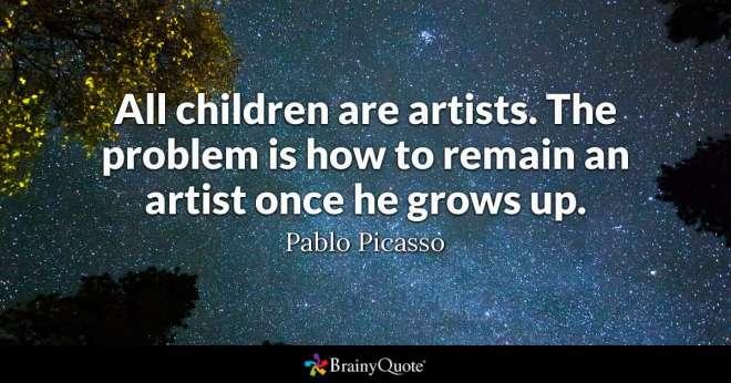 Children - stars